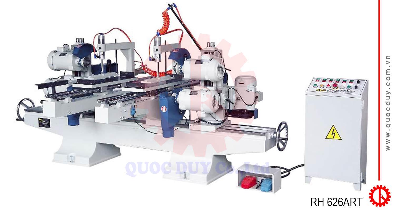 máy cắt rãnh 2 đầu ván tự động, hàng giá rẻ chất lượng cao