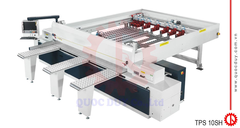 Máy cưa panel saw cnc lập trình cắt TPS-10SH | Quốc Duy