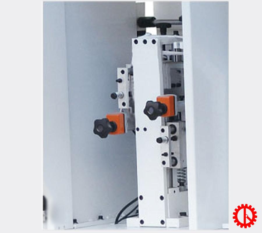 Bộ phận cạo keo máy dán cạnh ván MFC 5 chức năng tự động SM-360 | Quốc Duy
