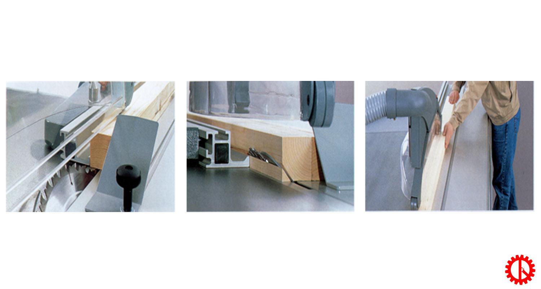 Các kiểu cắt máy cưa bàn trượt hai lưỡi 3200mm S-32 | Quốc Duy