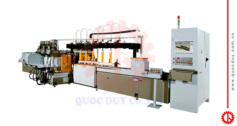 Máy chép hình dài CNC 6 trục dao HH-CNC-85-6TC | Quốc Duy
