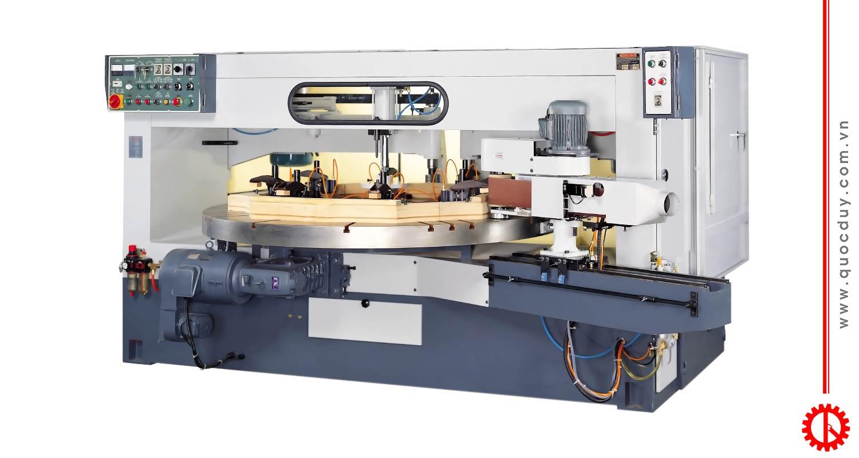 Máy chép hình tròn tự động 2 trục DT-1280S