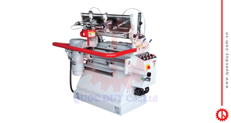máy làm mộng mang cá dạng cong YC-480A | Quốc Duy
