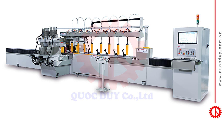 Máy phay chép hình 4 trục dao CNC HH-CNC-85-4TC | Quốc Duy