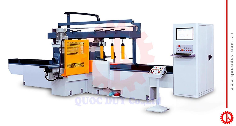 Máy phay chép hình gỗ 2 trục dao CNC HH-CNC-85-2TC | Quốc Duy