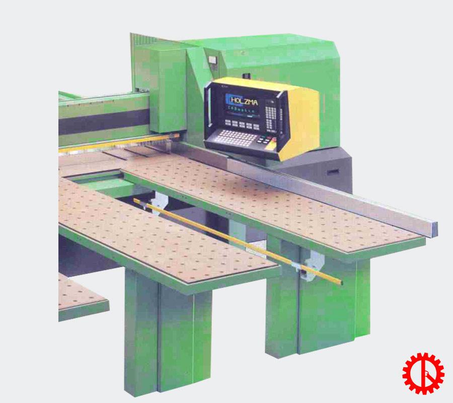 Bàn làm việc máy cưa beam saw 2 lưỡi chạy HPP-81SC | Quốc Duy