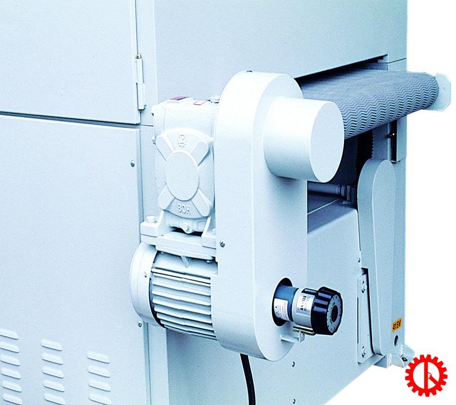 Điều chỉnh tốc độ máy chà nhám xả sơn lót PR-37B | Quốc Duy