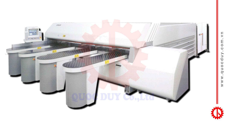 Máy cắt ván công nghiệp beam saw EBT-120LSC | Quốc Duy