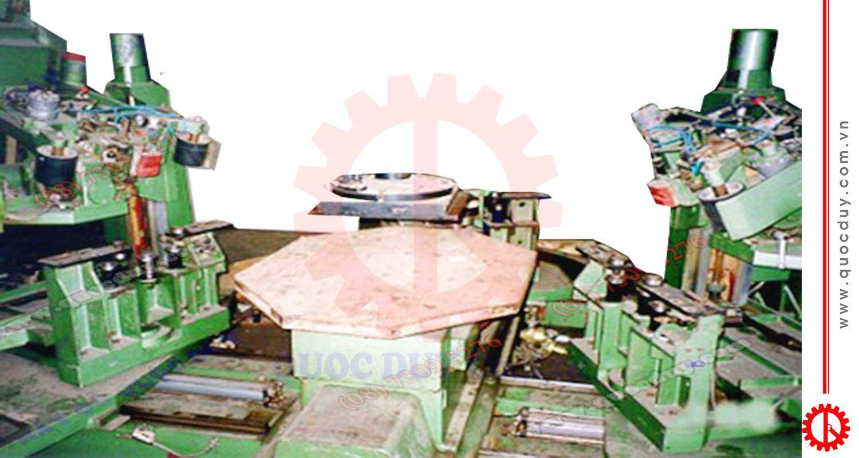 Máy chà nhám biên dạng tròn NRC-1800WTSC | Quốc Duy