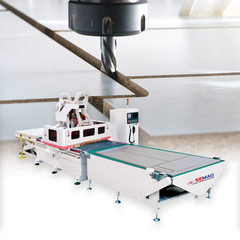 CNC router nesting machine