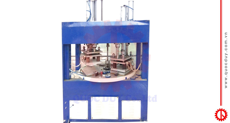 Máy ép nhiệt cao tần BY-FX-30 | Quốc Duy