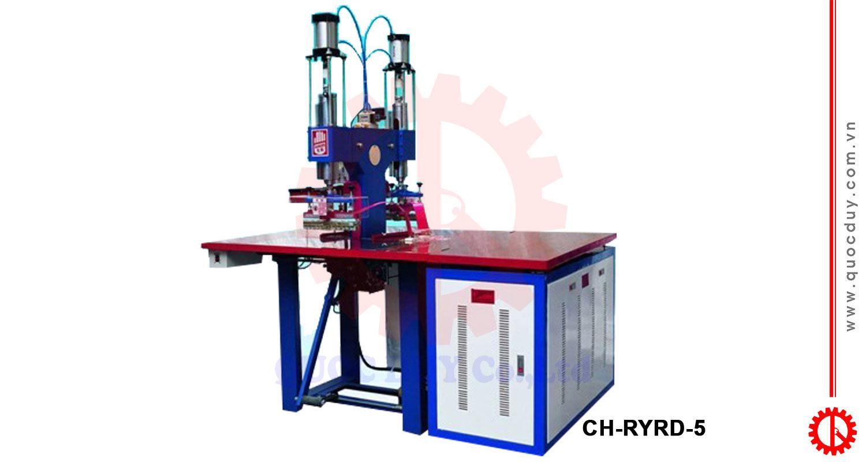 Máy ép nhựa hai đầu CH-RYRD-5 | Quốc Duy
