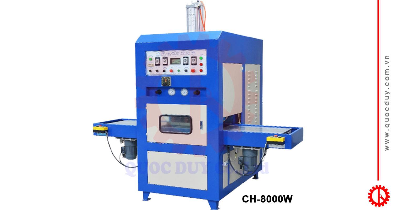 Máy ép túi nhựa cao tần CH-8000W | Quốc Duy