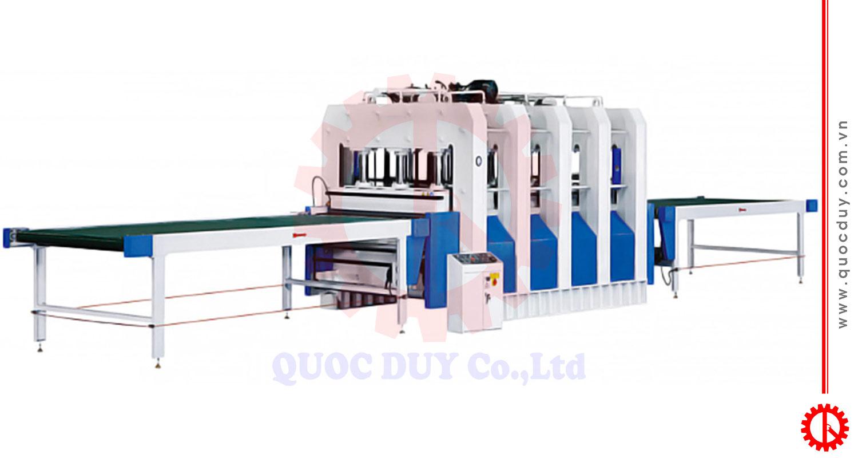 Máy ghép ép nhiệt 300 tấn TA415B-300T/1 | Quốc Duy