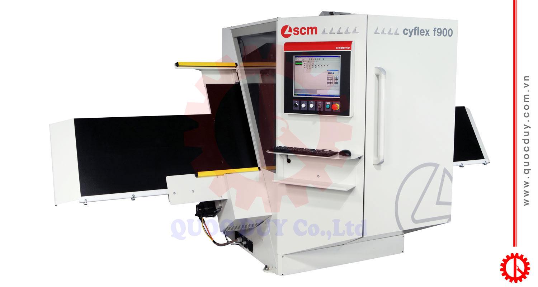 Máy khoan gia công trung tâm CNC Cyflex F-900 | Quốc Duy