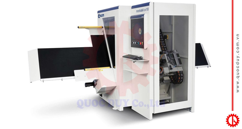 Máy khoan gỗ cnc SCM Morbidelli CX 100 | Quốc Duy