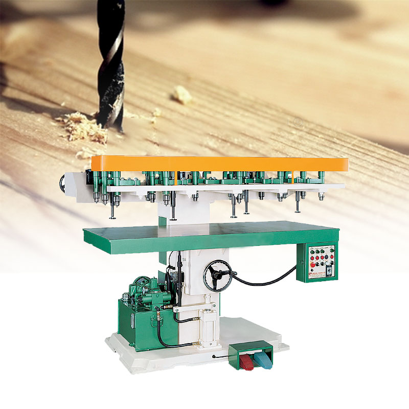 Multi vertical drilling machine