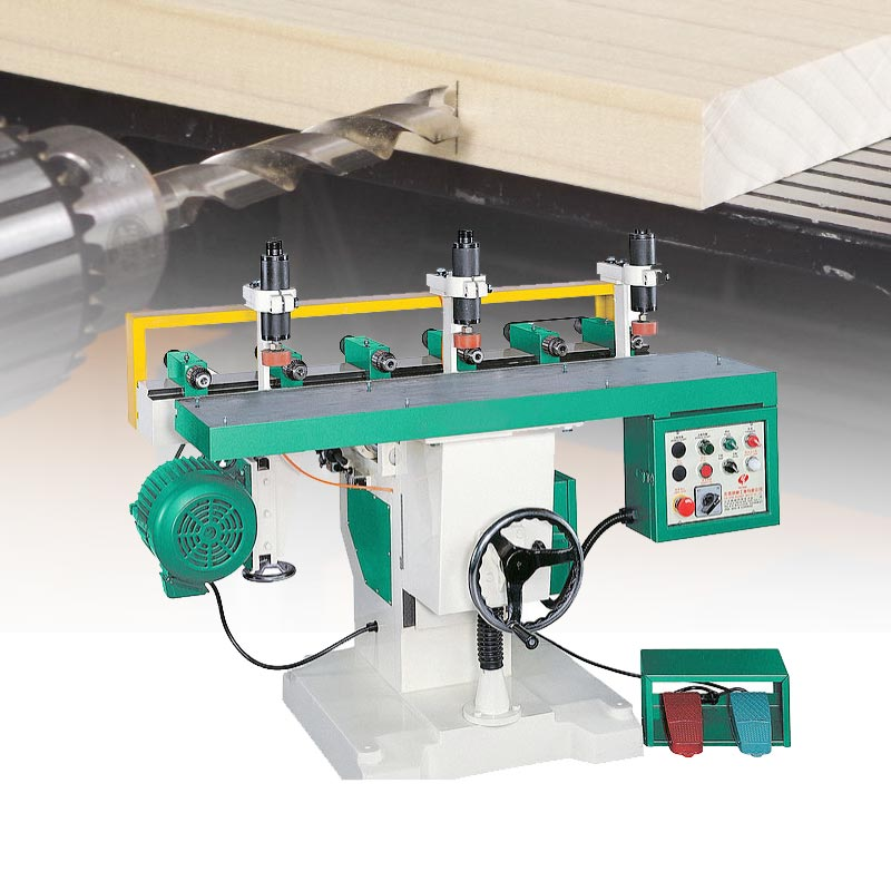 Multi horizontal drilling machine