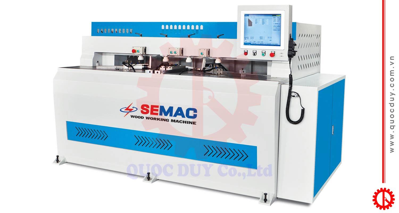 máy làm mộng âm dương cnc SM-JS-4 | quốc duy