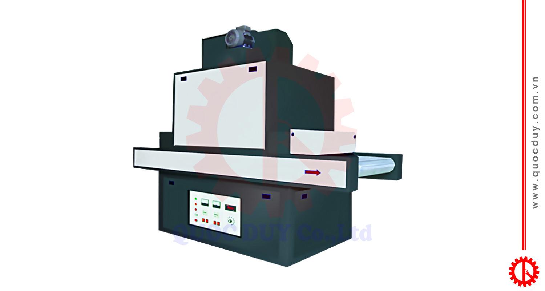Máy sấy UV 3 đèn | Quốc Duy