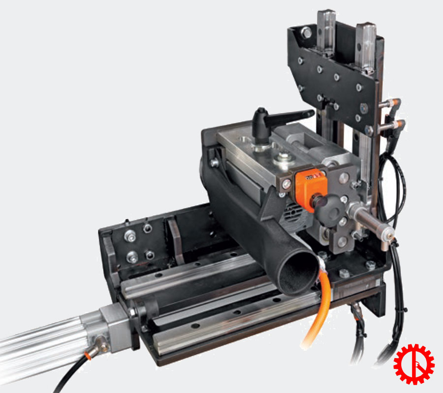 Bộ phận bo góc máy dán cạnh tự động phay trước cnc AKRON-1100 | Quốc Duy