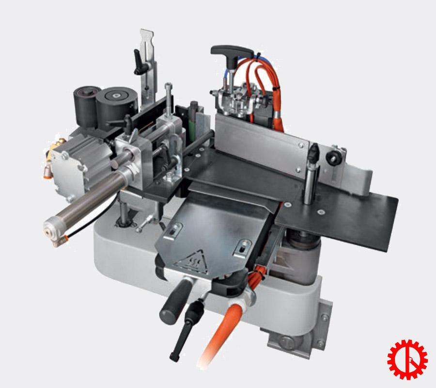 Bộ phận cấp keo máy dán cạnh tự động phay trước cnc AKRON-1100 | Quốc Duy