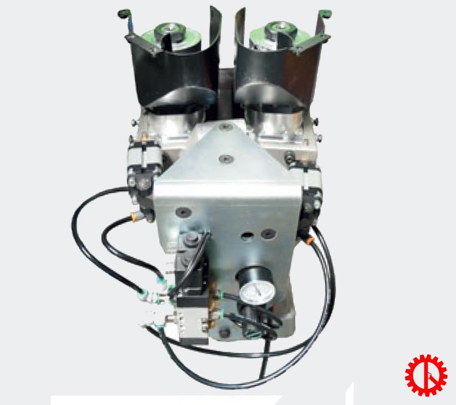 Bộ phận phay cạnh máy dán cạnh thẳng tự động 7 chức năng JADE 225   Quốc Duy