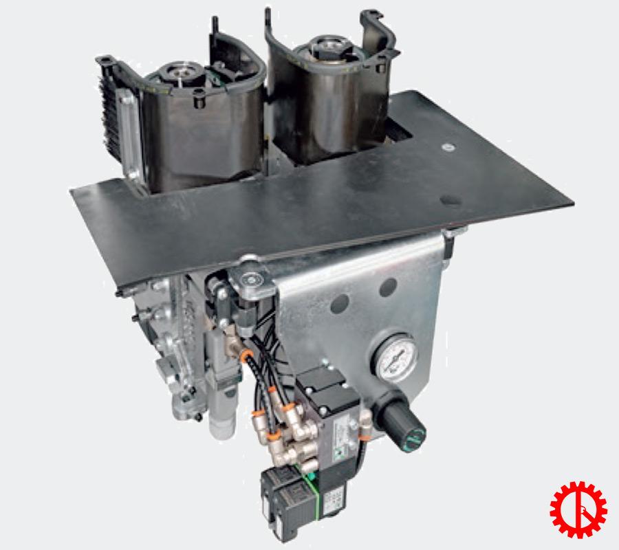 Bộ phận phay trước máy dán cạnh tự động phay trước cnc AKRON-1100 | Quốc Duy
