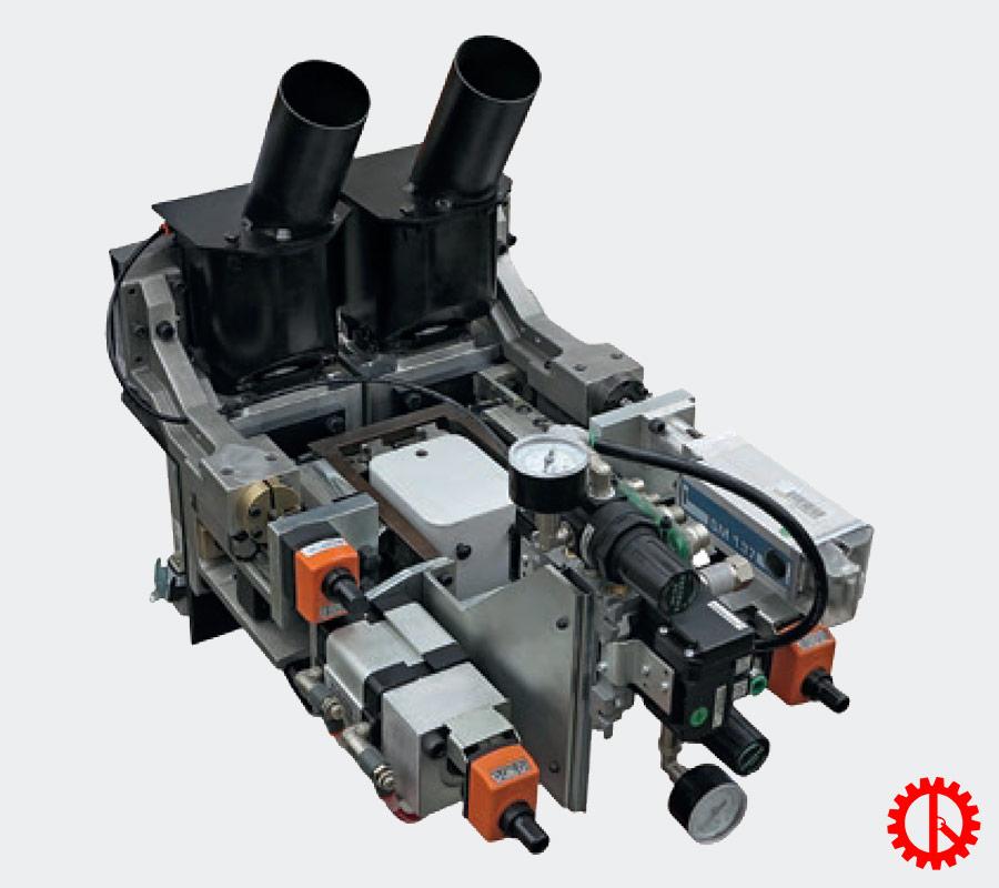 Động cơ phay máy dán cạnh ván thẳng tự động STREAM A | Quốc Duy