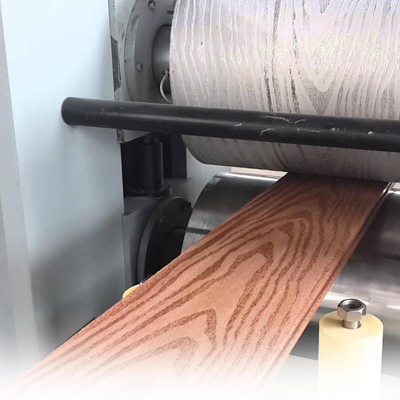 Hệ thống máy tạo vân gỗ