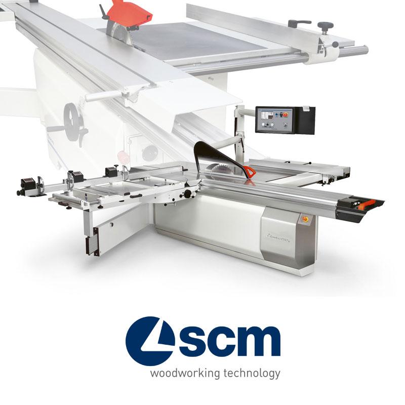 Máy cưa bàn trượt SCM