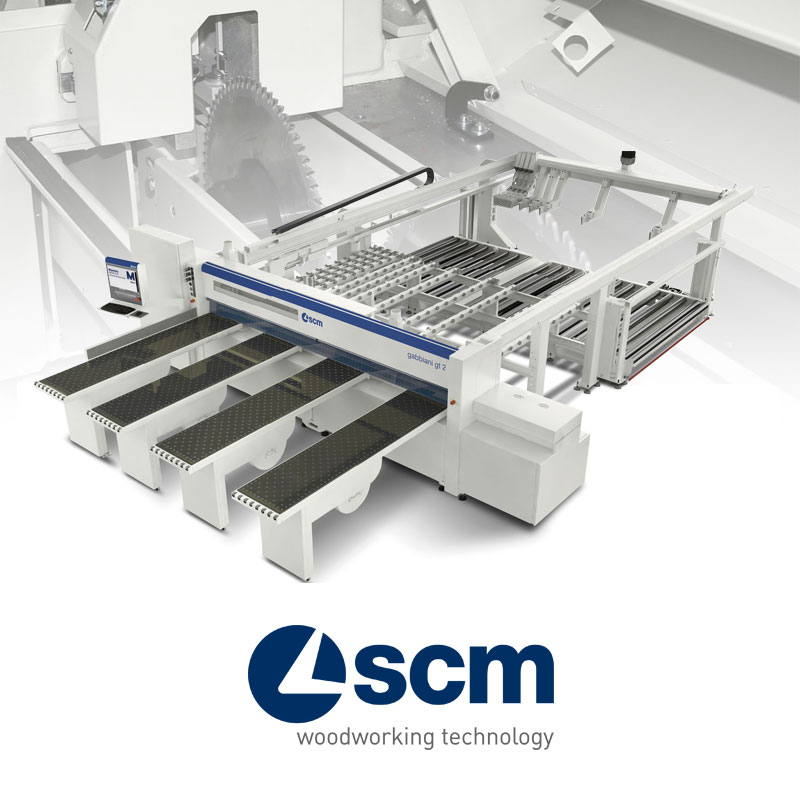 Máy cưa panel saw SCM