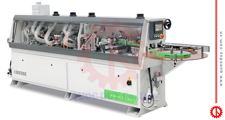 Máy dán cạnh tự động phay trước cnc AKRON-1100 | Quốc Duy