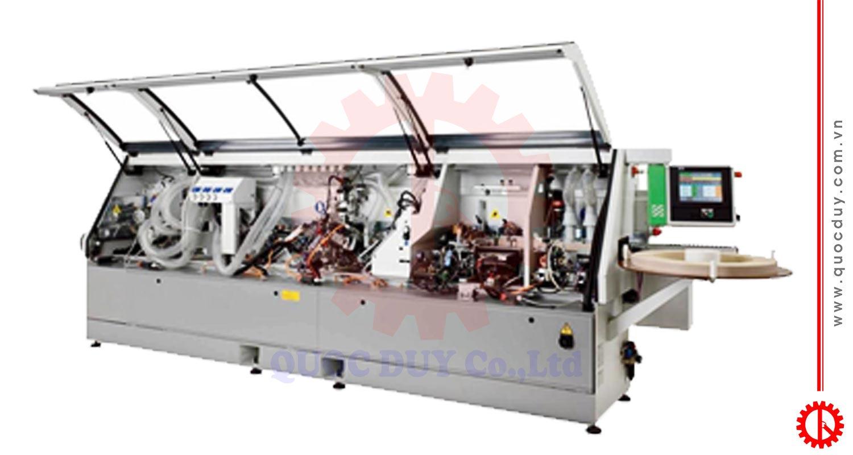 Máy dán cạnh ván công nghiệp tự động JADE 340AN | Quốc Duy