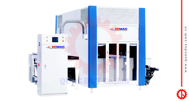 Máy phun sơn tự động SPM-1300 | Quốc Duy