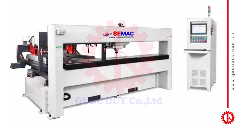 Máy cưa lọng cnc mũi router SM CNC 1300A | Quốc Duy