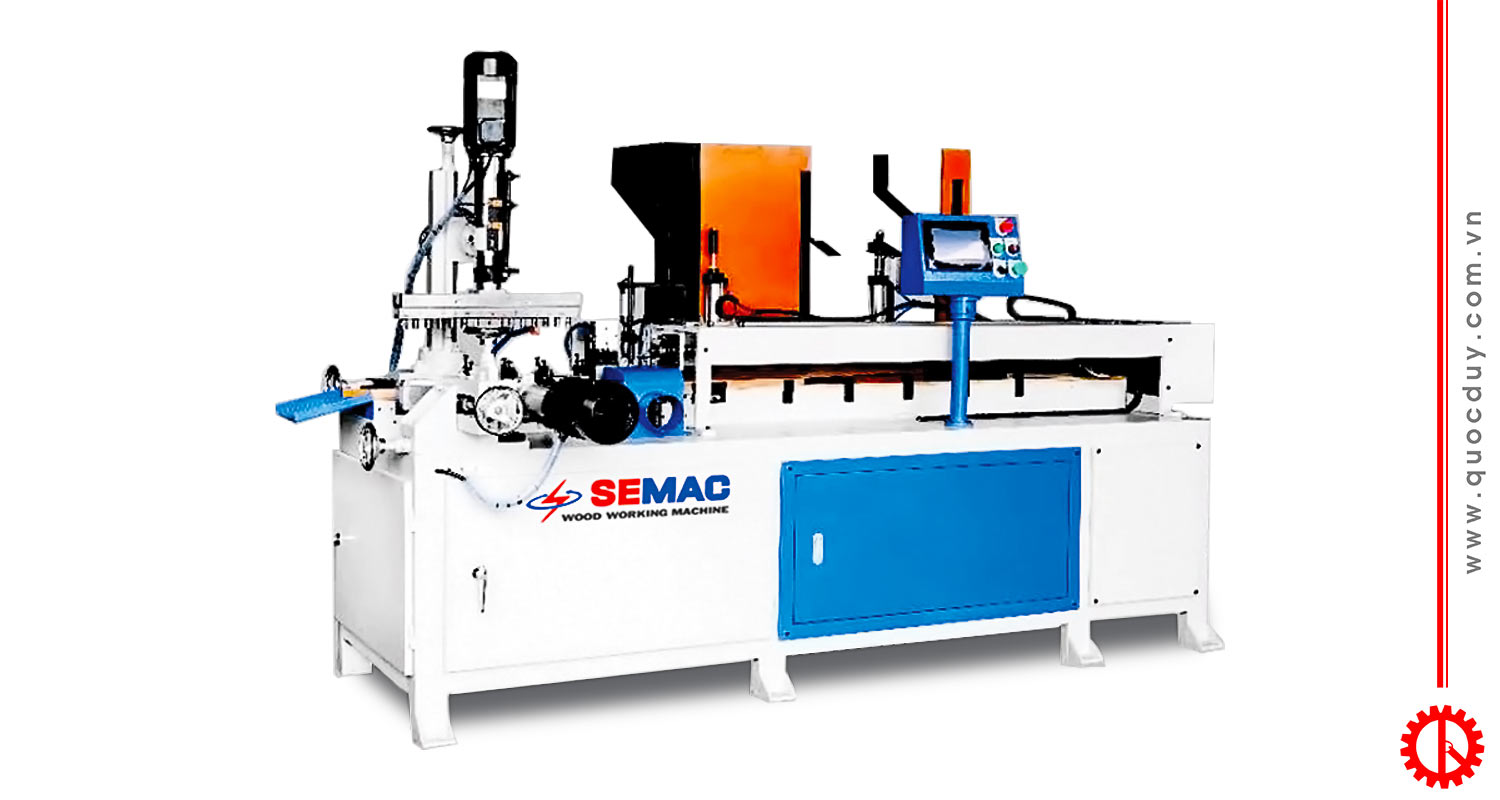 AUTOMATIC DRILLING AND CUTTING MACHINE – SM-A+3016
