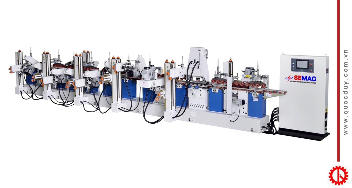 LINEAR SANDING MACHINE – SM TS4W8