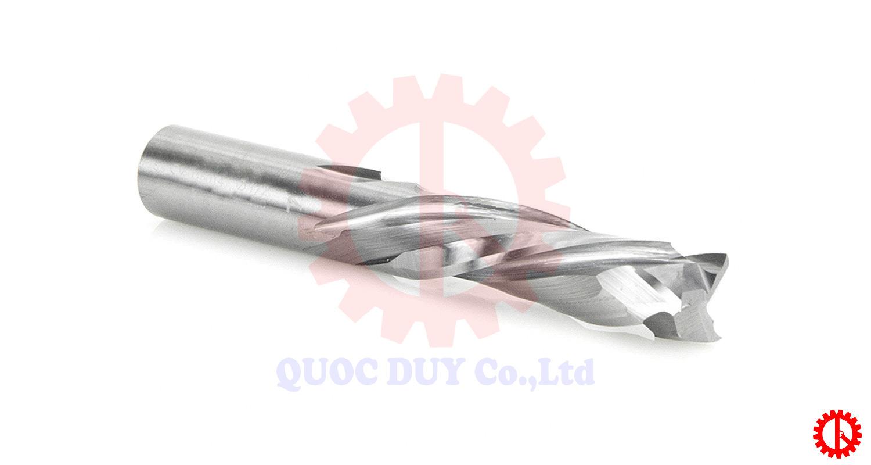 Dao phay ngón Carbide 2 me rãnh xuôi - ngược   Quốc Duy