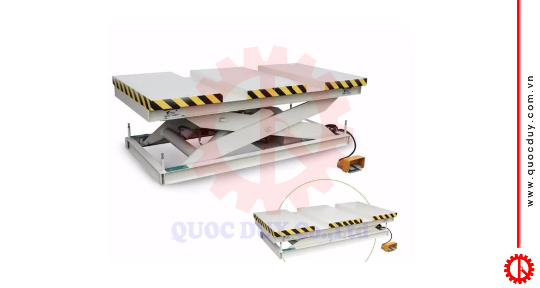 Bàn nâng phôi thủy lực LT 1020R-2 | Quốc Duy