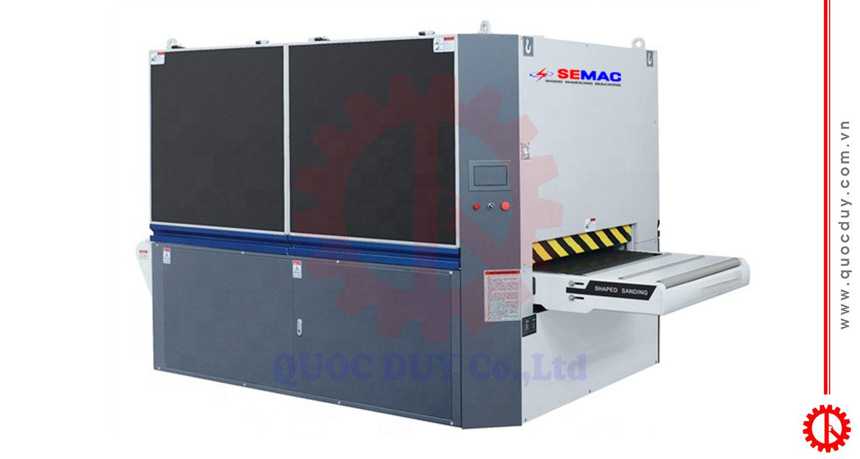 Máy đánh bóng mặt phẳng tự động MP100 M2 | Quốc Duy