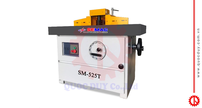 Máy đánh tua bi nghiêng trục - SM 525T | Quốc Duy
