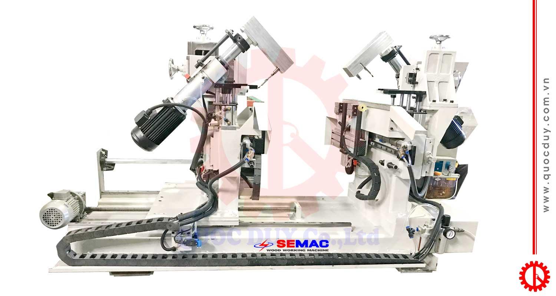 Máy khoan đố xéo 2 đầu – SMXD 2000-2ID | Quốc Duy