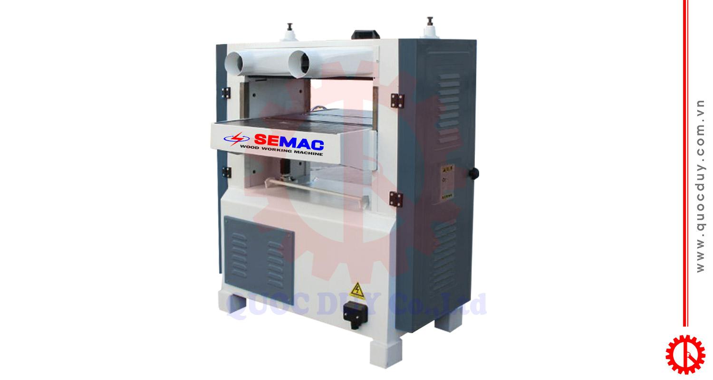 Máy bào cuốn SEMAC | Quốc Duy